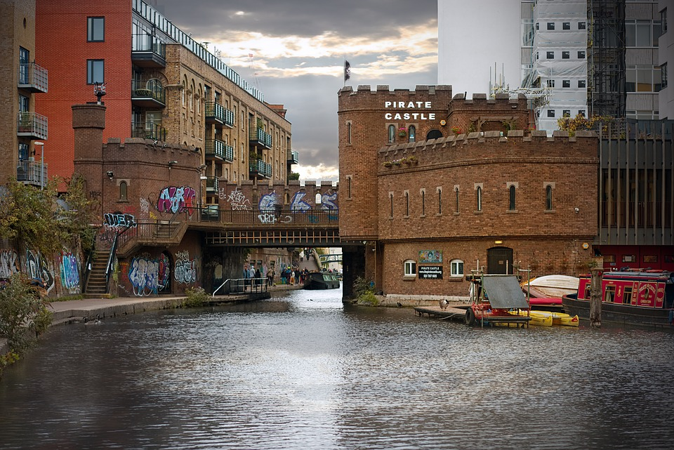 Businesses in Camden, London